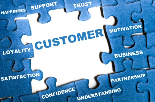 how to develop customer service techniques