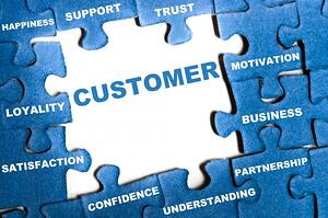 best customer support experience puzzle
