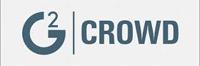 G2 Crowd - logo - reviews of best help desk software