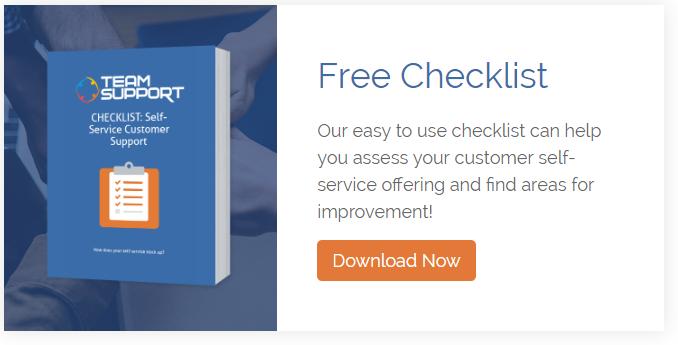 self-service-checklist