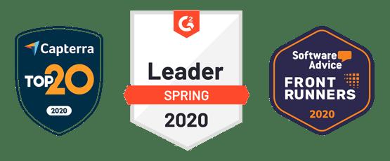 5.4.20.G2-Capterra-Software-Advice-2020-Badges-Spring-600h-FINAL
