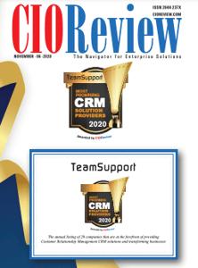 CIO Review Most Promising  CRM