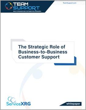 Strategic B2B Service XRG Whitepaper cover copy