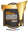 TeamSupport CEM award