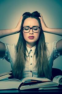 stressed_books