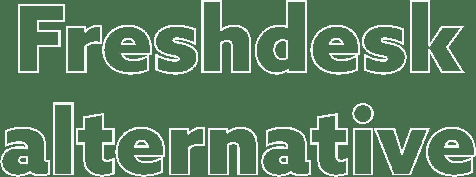 Freshdesk-alternative
